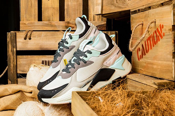 Shoe Palace Puma Rs X Falling Coconuts Release Date Caution