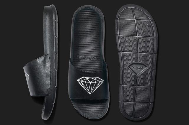Diamond Supply Co Fairfax Slides 3