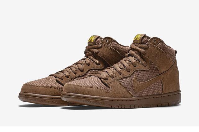 Nike Sb Dunk Hi Cornucopia 6