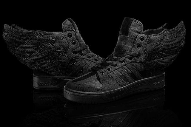 Asap Rocky Jeremy Scott Adidas Originals Js Wings 2 Black Flag 03