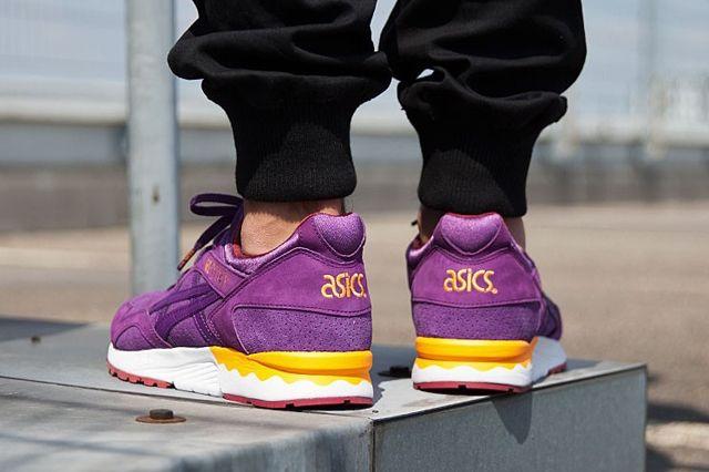 Asics Gel Lyte V Sunset Purple 1