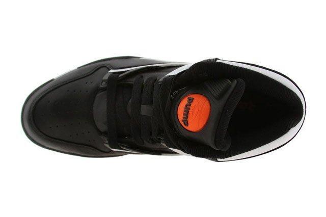 Reebok Pump Omni Lite Blackwhite Solar Orange 3