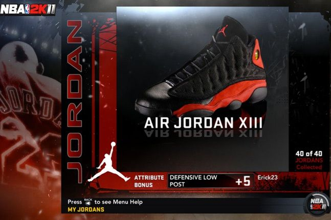 Jordan Nba 2K11 Xiii 1