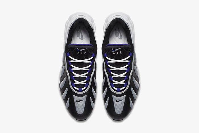 Nike Air Max 96 Black Dark Concord 6