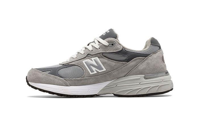 New Balance 993 Grey Medial