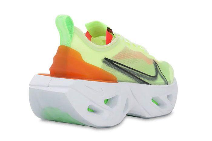 Nike Zoomx Vista Grind Green Heel