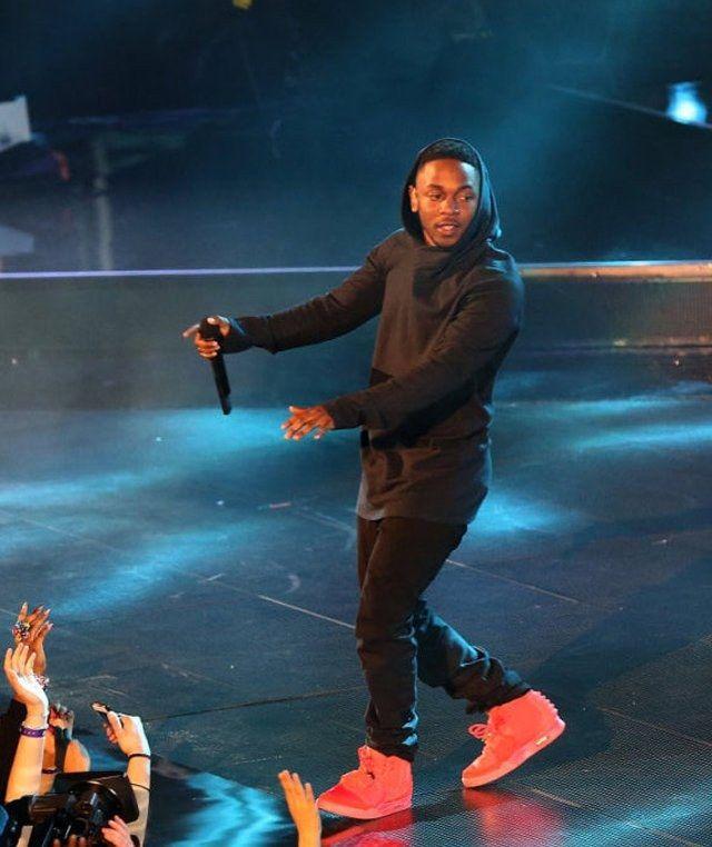 Kendrick Lamar Nike Air Yeezy 2 Red October 03