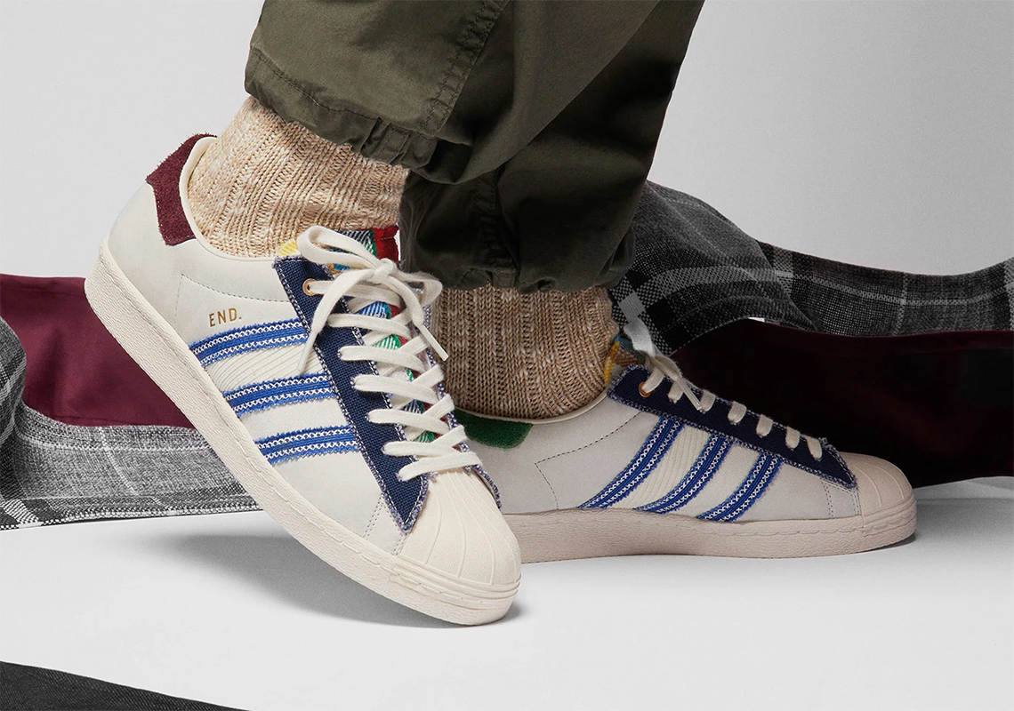 END adidas Superstar Alternative Luxury FX0586