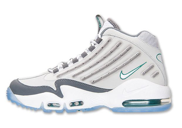 Nike Air Griffey Max Ii Pure Platinum White Cool Grey 02