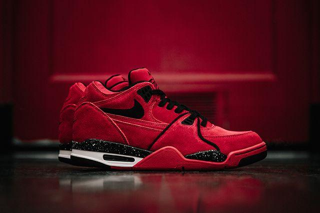 Nike Flight 89 Gym Red