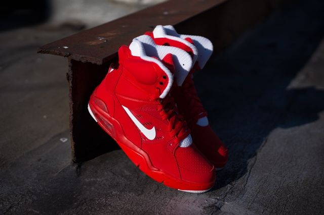 Nike Air Force Command University Red 5