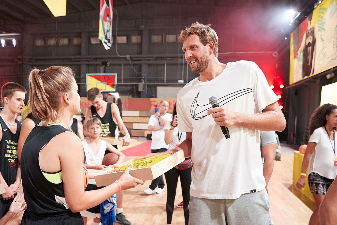 Nike Basketball Festival Event Getty9