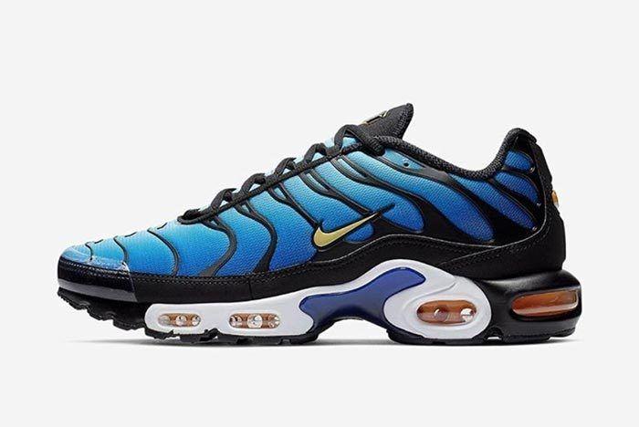 Nike Air Max Plus Hyper Blue 1