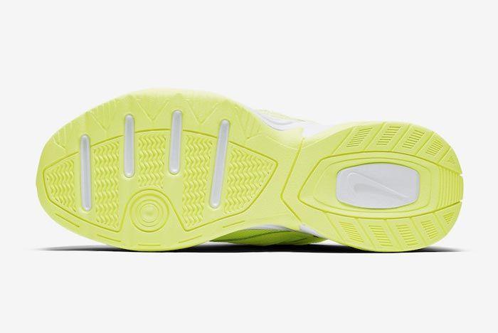 Nike M2K Tekno Barely Volt Outsole