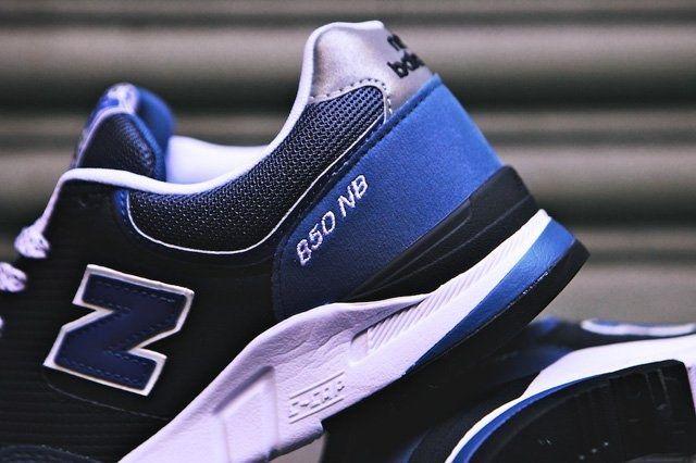 New Balance 580 Blue Navy 12
