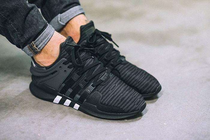 Adidas Eqt Support Adv 91 16 White Black 4