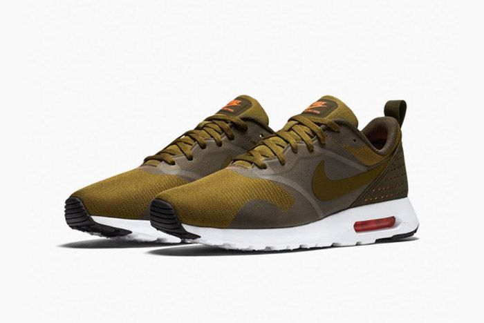 Nike Air Max Tavas Olive Flak 8
