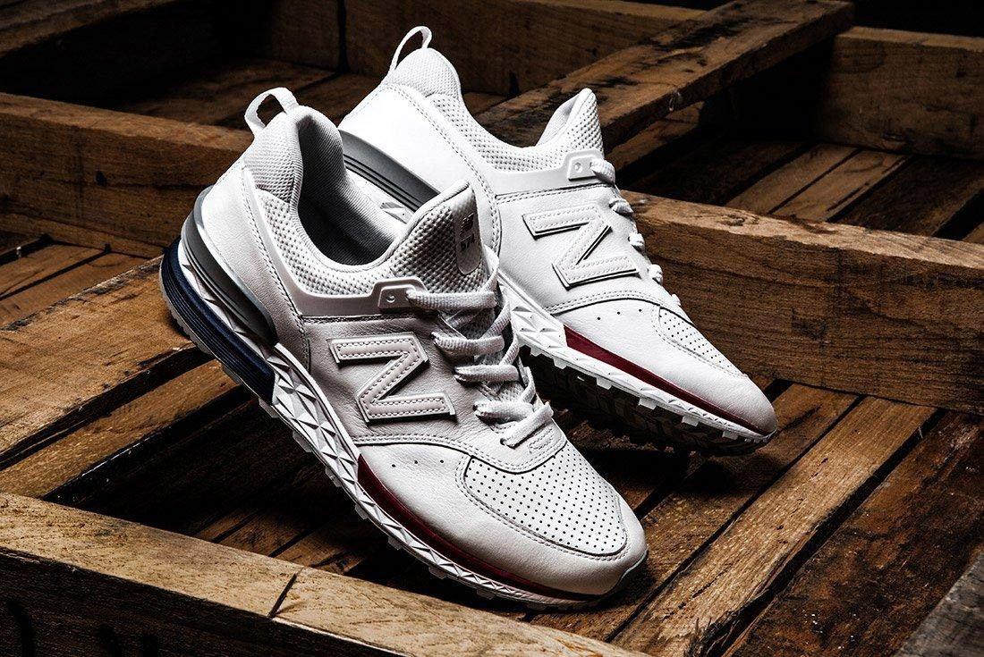 Material Matters Energy Return New Balance 574 S 1