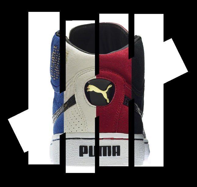 Puma X Undftd Sneak Peek 1