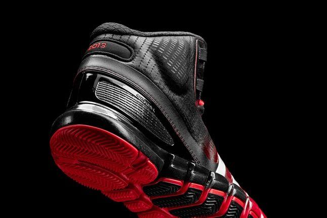 Adidas Crazyquick Mcdonald All American Special Edition Heel Profile 1