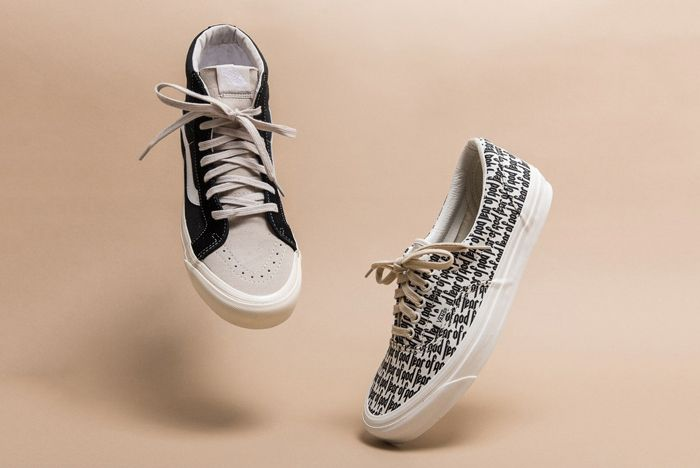 Fear Of God X Vans Collection 2