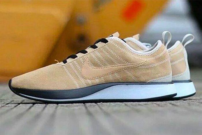 Nike Dualtone Racer Oatmeal 2