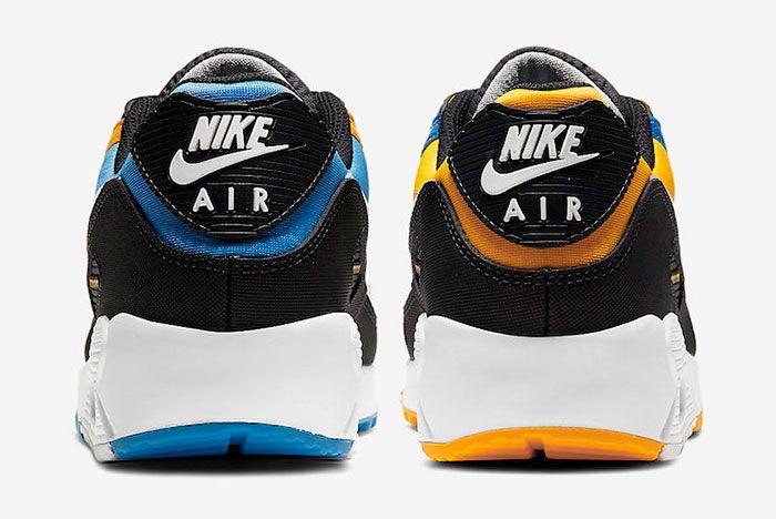 Nike Air Max 90 Shanghai Ct9140 001 Release Date 5Official
