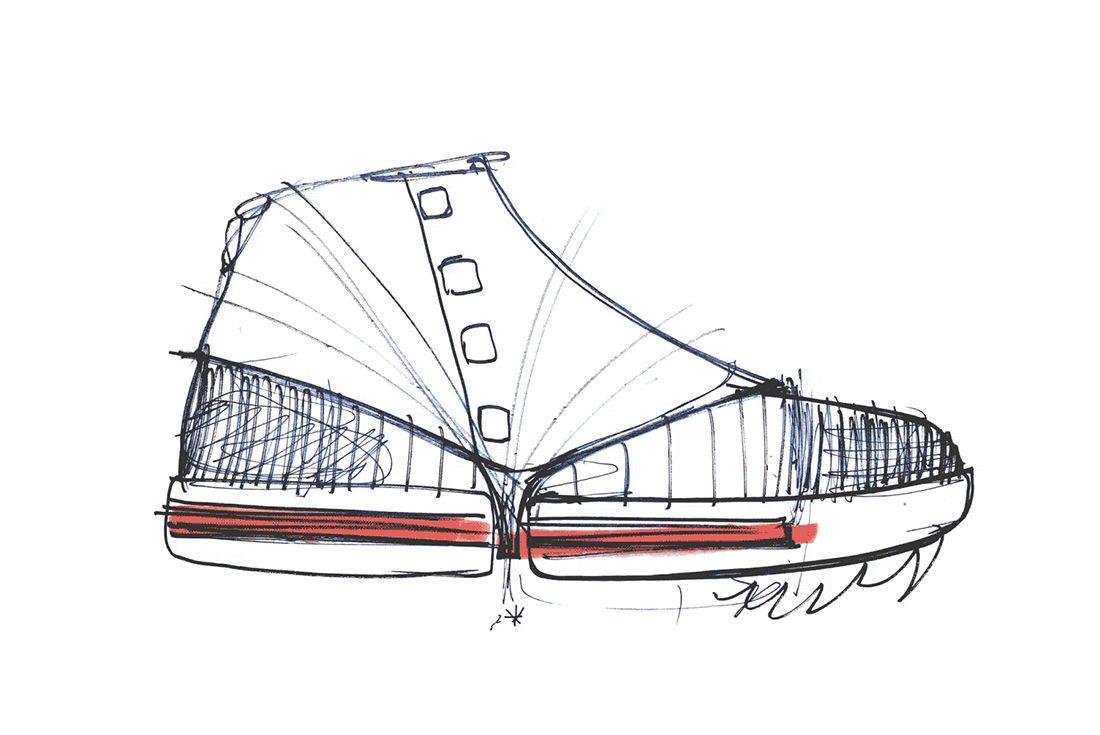 Creating The Air Jordan 16 – Behind The Design11