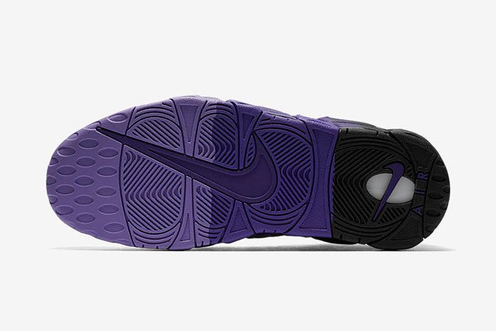 Nike Air More Money Purple 1