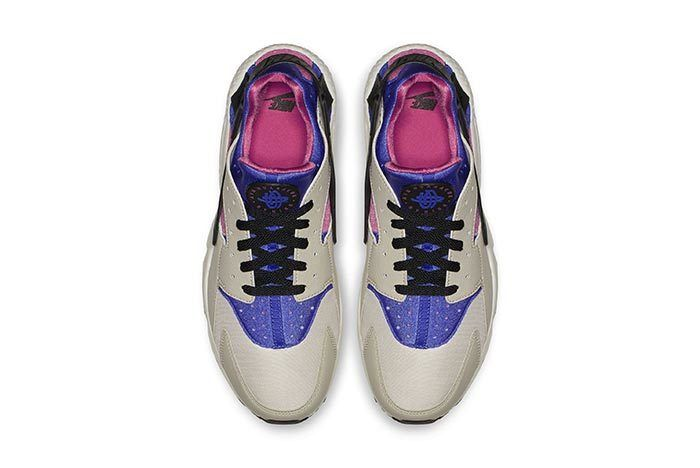 Nike Air Huarache Purple 1