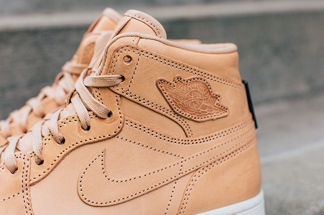 Air Jordan 1 High Pinnacle Vachetta Tan6