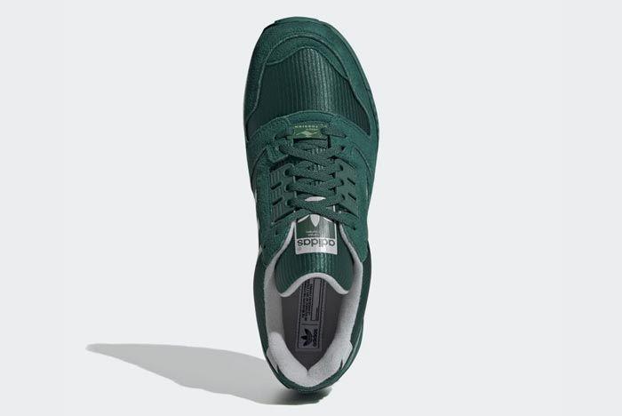 Adidas Zx 8000 Collegiate Green Top
