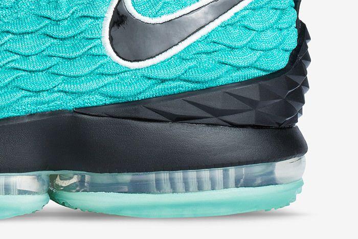 Nike Le Bron 15 South Beach 2