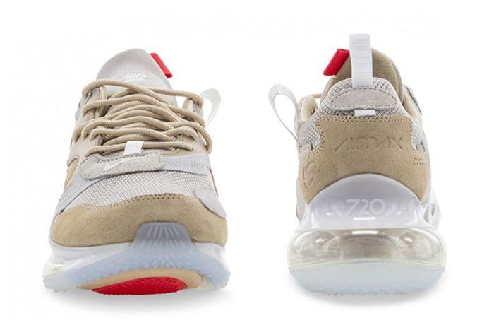 Odell Beckham Jr Nike Air Max 720 Obj Desert Ore Ck2531 200 Release Date Heel