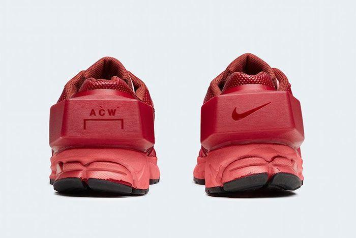 A Cold Wall Nike Zoom Vomero 5 Redox At3152 888 Heel Shot 2