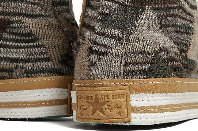 Converse Missoni Leather Heel 1