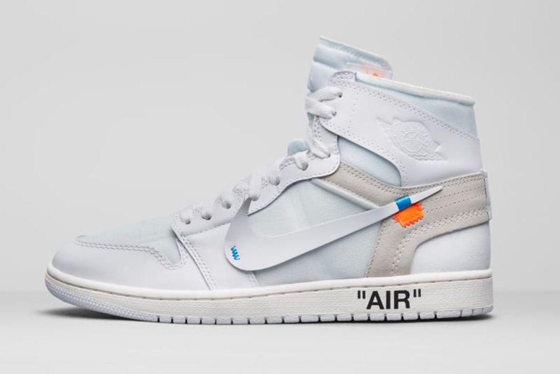 Air Jordan 1 Off White Release Date 9