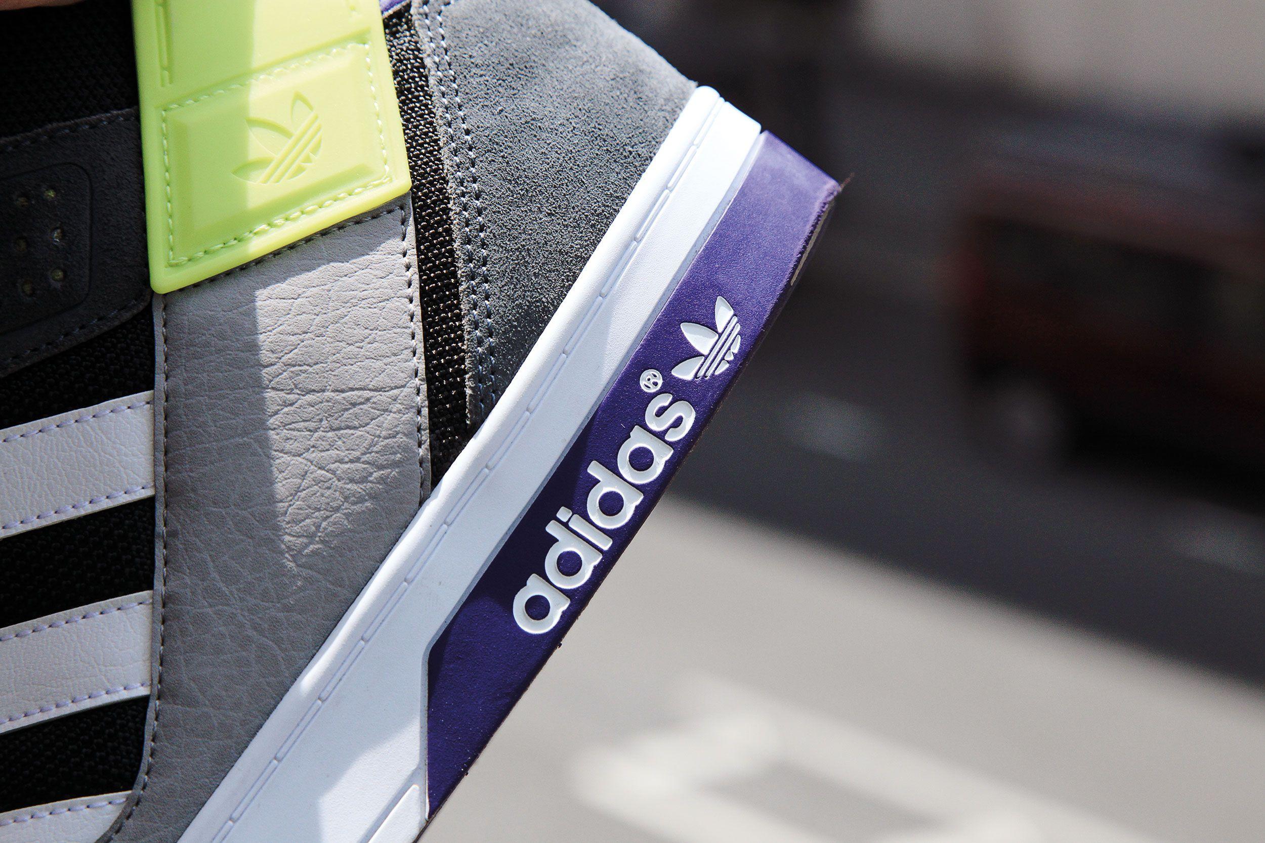 Adidas Originals Defender Heels