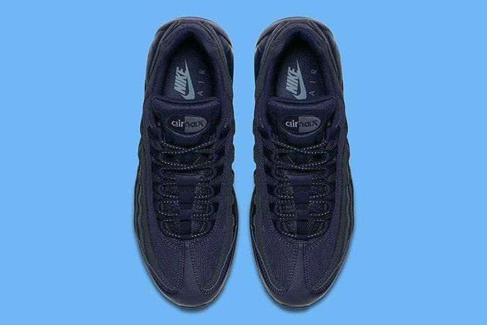 Nike Air Max 95 Essential Midnight Navy 5