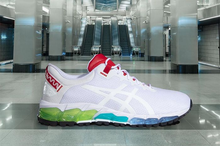 Asics Gel Quantum 360 5 Moscow Metro Artemy Lebedev Release Date Lateral