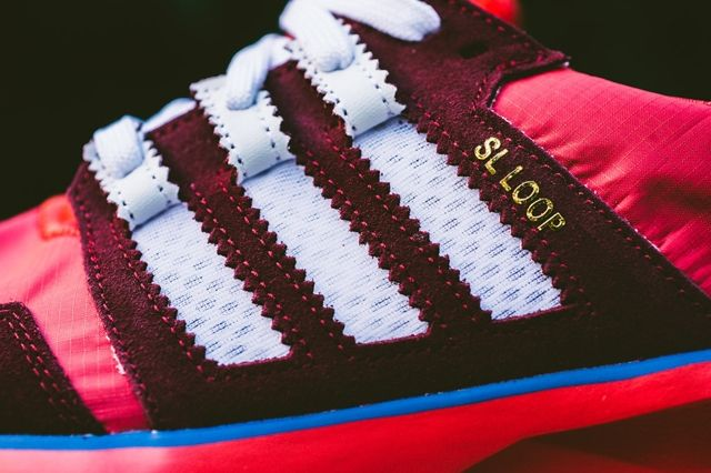 Adidas Sl Loop Runner Run Red 3