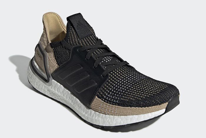 Adidas Ultraboost 2019 Clear Brown Front Angle Shot 3