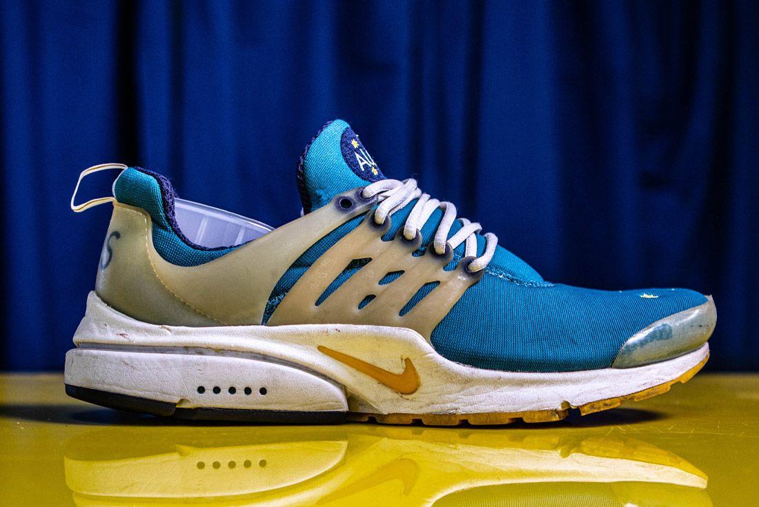 2000 Nike Air Presto Australia Olympic OG