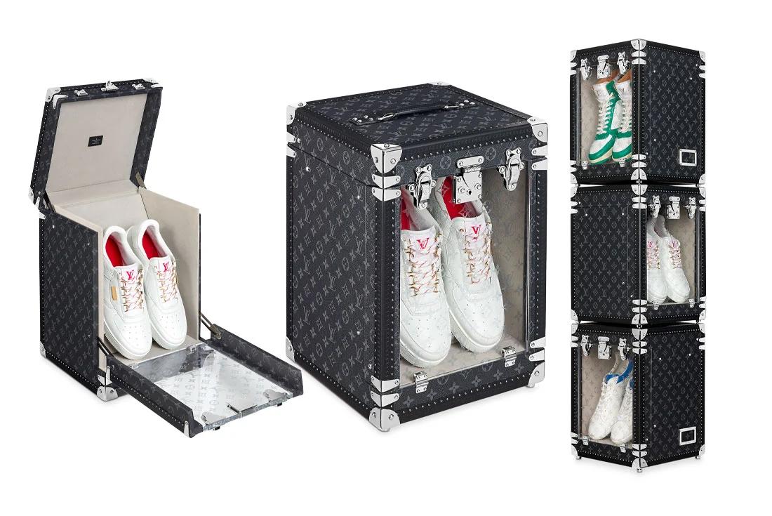 Louis Vuitton Sneaker Storage Box