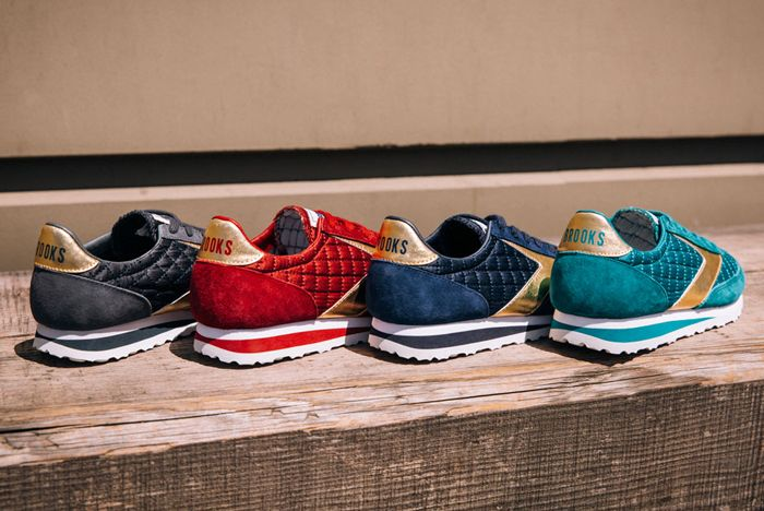 Brooks Imperial Collection 3
