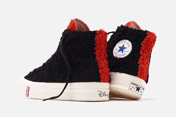 Kith Disney Converse Chuck 70 Mickey Mouse Release Date 8Plush Hero Shot