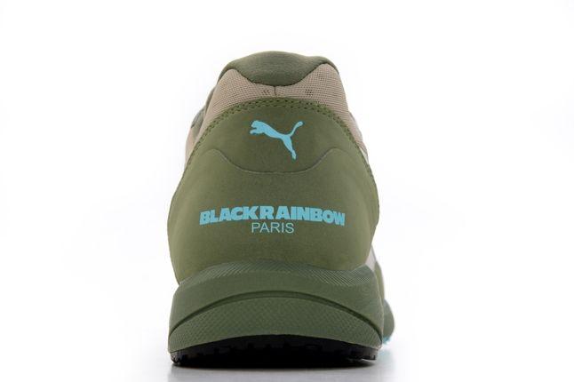 Blackrainbow Puma R698 Pack Green Heel Profile 1