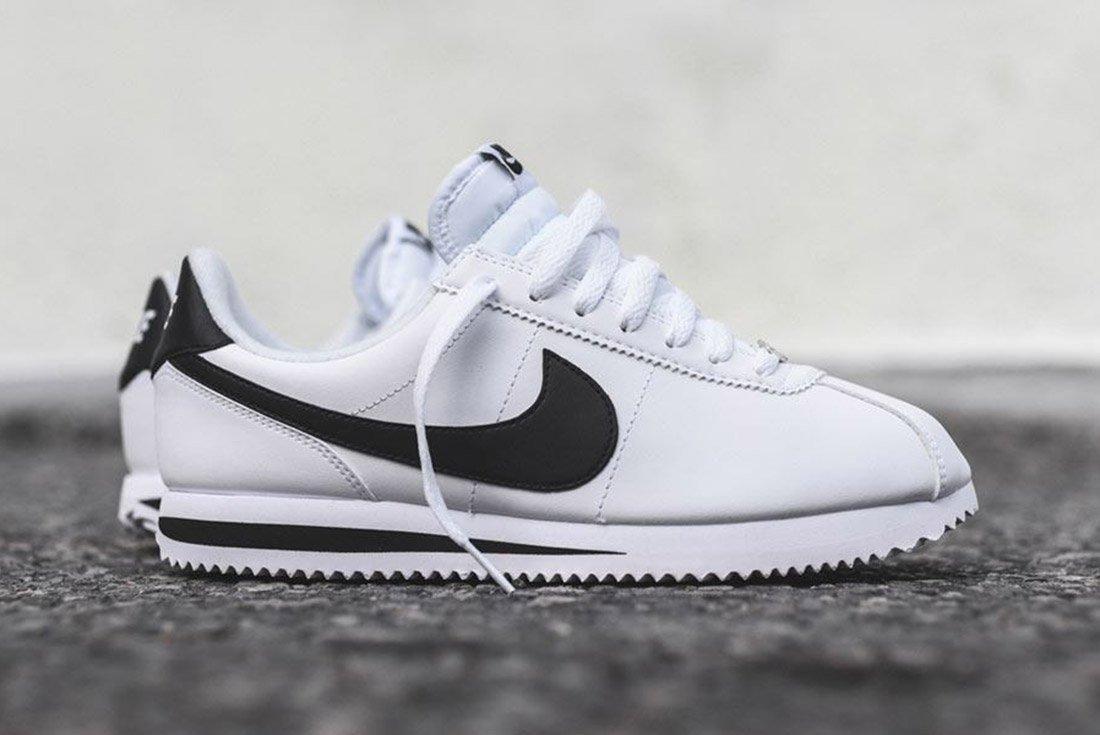 Material Matters Leather Full Grain Nike Cortez 1