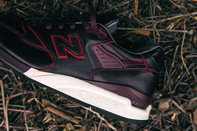 Horween Leather New Balance Pack 9
