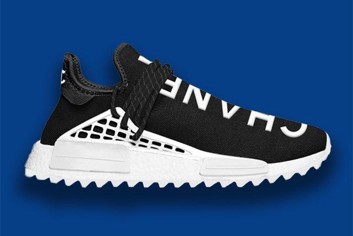 Chanel Hu Nmd Sneaker Freaker 1